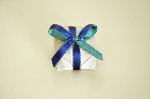 BN 017 - P. bco c ft azul nº2 pontilhada R$ 3,50